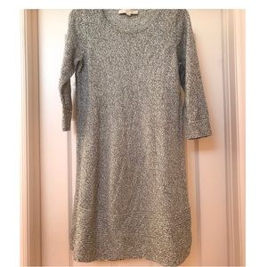 LOFT sweater dress- tags off but never worn! NWOT